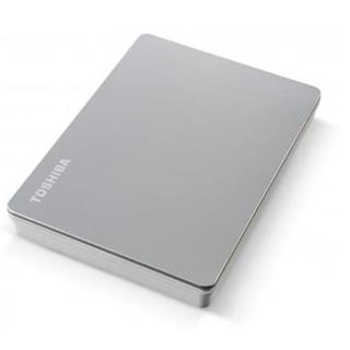 TOSHIBA DYNABOOK CANVIO FLEX HDD EXT 2TB SILVER