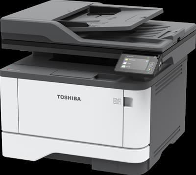 TOSHIBA Multifunción láser monocromo e-STUDIO409S ...