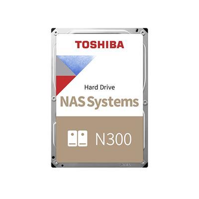 TOSHIBA N300 NAS HARD DRIVE 4TB (256MB