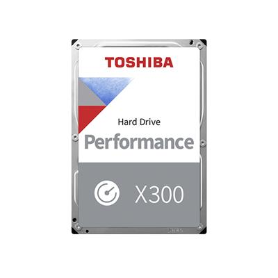 TOSHIBA X300 - PERFORMANCE HARD DRIVE  4TB (256M