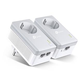 TP-Link 600M Powerline KIT AC Pass 2 ports