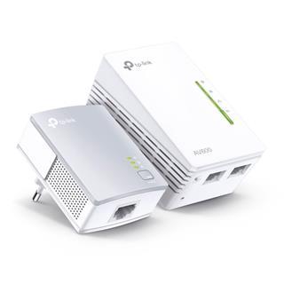 TP-Link AV600 Powerline Wi-FI KIT Qualcomm 30