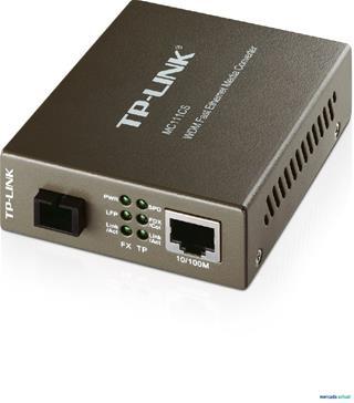 TP-Link MC111CS - conversor de soportes de fibra ...