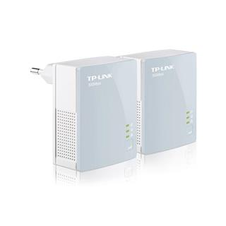 TP-LINK Mini Adaptador Powerline AV500