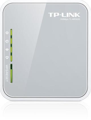 TP-LINK Router inalámbrico N 3G/4G portátil