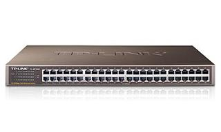 TP-LINK SWITCH 48P 10/100. 1URACK MOUNT. UNMANAGED 19""