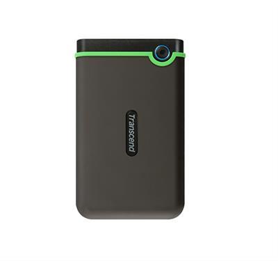 Transcend StoreJet 25M3 2.5  2TB USB 3.1 Gen 1