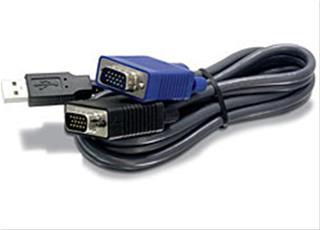 TRENDNET 15-FEET USB KVM CABLE           FOR TK-803R/1603R