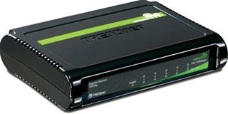 TRENDNET 5XGIGABIT GREEN SWITCH          IN
