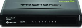 TRENDNET 8-PORT GIGABIT GREENNET SWITCH  ML