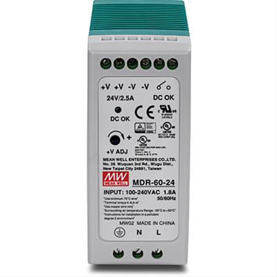 TRENDNET DIN RAIL 24V 60W POWER SUPPLY   TI-G50 ...