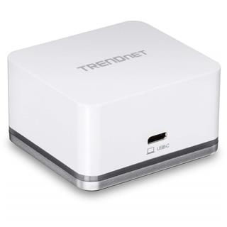 TRENDNET MINI USB-C HD DOCKING CUBE. Cubo de carga