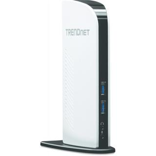 TRENDNET USB 3.0 DOCKING STATION PC MAC  UNASSIGNED UNIV.DVI-HDM
