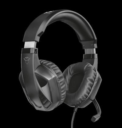 Trust GXT 412 Celaz Auriculares Diadema Conector ...
