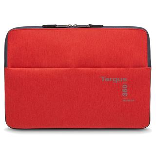 "FUNDA TARGUS 360 PC SLEEVE 13-14"" SCARLET"