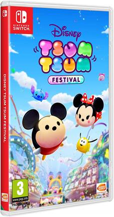 Tsum Tsum Festival Nintendo Switch