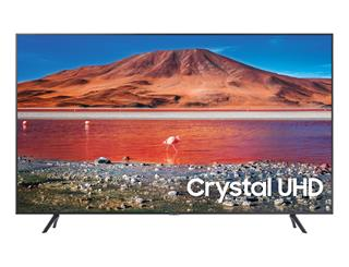 "TV 55"" SAMSUNG 55TU7172 4K UHD HDR10+ SMART TV ..."