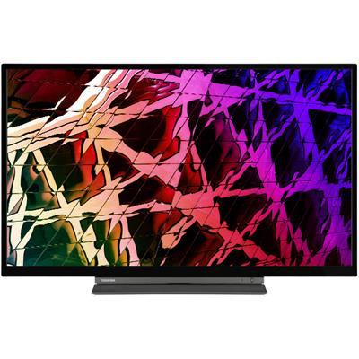 "TV TOSHIBA 32LL3C63DG 32"" FHD  SMART WIFI NEGRO ..."