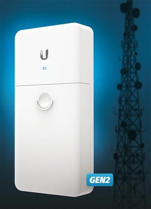 UBIQUITI F-POE-G2 MEDIA CONVERTER WITH POE FIBER ...