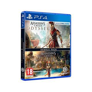 Ubisoft JUEGO SONY PS4 COMPILACION AC ORIGINS + ...