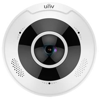 Uniview Pro Cámara IP fisheye 12 Megapixel - Gama ...