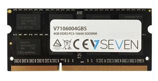 V7 4GB DDR3 1333MHZ CL9           SO DIMM PC3-106