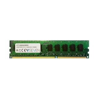 V7 4GB DDR3 1600MHZ CL11 ECC      ECC DIMM ...
