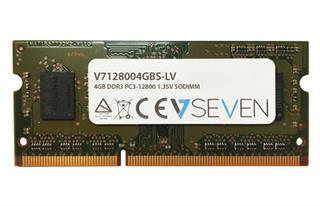 V7 4GB DDR3 1600MHZ CL11   SO DIMM PC3-12800 1.3