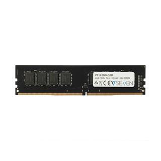 Memoria Ram V7 4GB DDR4 2400MHZ   DIMM PC4-19200 ...
