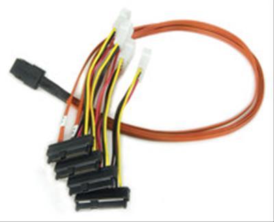 Varios Broadcom CBL-SAS8087OCF-06M cable Serial ...