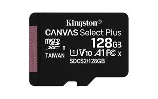 Tarjeta micro SD Kingston SDCS2/128GBSP·