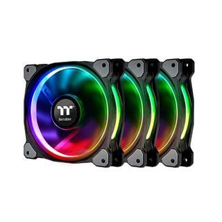 VENTILADOR 120X120 THERMALTAKE RIING PLUS 12 RGB TT 3-UDS
