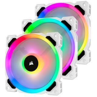 VENTILADOR CAJA CORSAIR LL120R RGB 120MM DUAL LIGHT LOOP RGB LED
