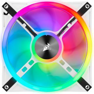 Corsair iCUE QL140 RGB PWM Dual Fan con Lighting ...