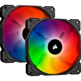 Ventilador Pc Corsair iCUE SP140 RGB Pro double ...