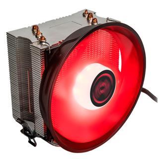 VENTILADOR CON DISIPADOR PARA CPU MARS GAMING MCPU RGB2 3 TUBOS