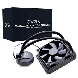 VENTILADOR CPU EVGA REFRIGERACION LIQUIDA CLC 120