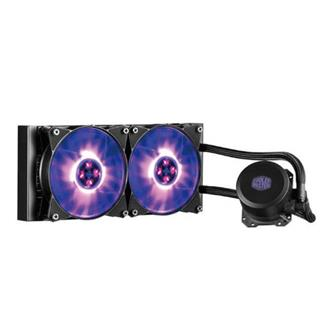 REFRI. LIQUIDA CPU COOLER MASTER LC240E RGB 240MM