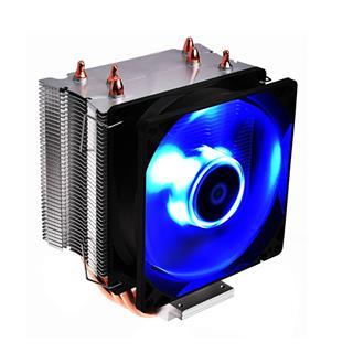 Refrigerador CPU UNIVERSAL COOLBOX TWISTER III LED