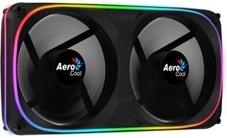 Aerocool Astro ARGB ventilador dual 240x120mm