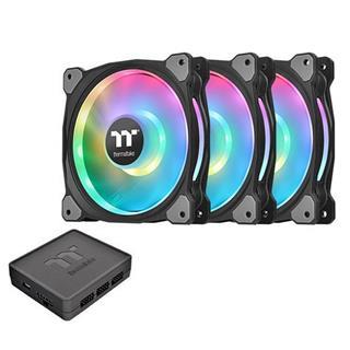 Ventiladores Thermaltake Riing Duo 14 RGB ...