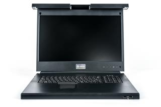 Vertiv 19  LCD  USB KB  2USB PASS-SPA
