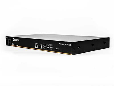 VERTIV 8-PORT ACS8000 CONSOLE SYSTEM   W DUAL AC ...