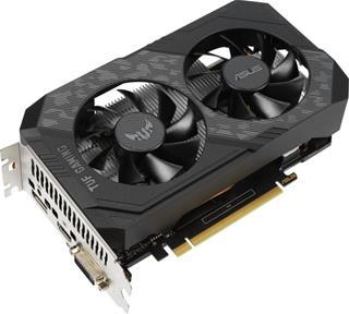 VGA ASUS GEFORCE GTX 1650 4GB GDDR6 TUF GAMING OC EDITION