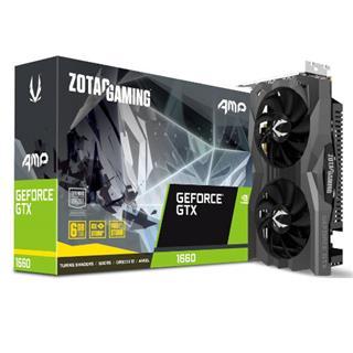 VGA GAMING GTX 1660 SUPER AMP EDITION ZOTAC