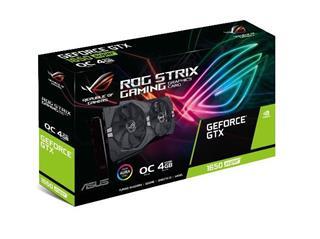 Tarjeta gráfica Asus Rog Strix GTX 1650 Super A4G ...