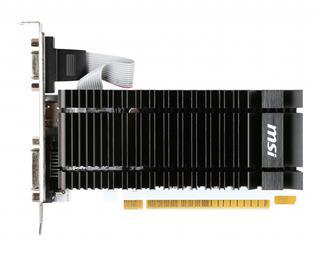Tarjeta gráfica MSI N730K-2GD3H/LP GeForce GT730 ...