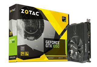 Tarjeta gráfica Zotac GTX1050 2GB Mini GDDR5