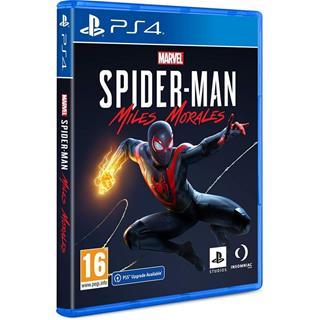 VIDEOJUEGO PARA PS4 MARVEL SPIDER-MAN MILES ...