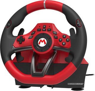 Volante Hori Mario Kart Racing Wheel Pro Deluxe ...